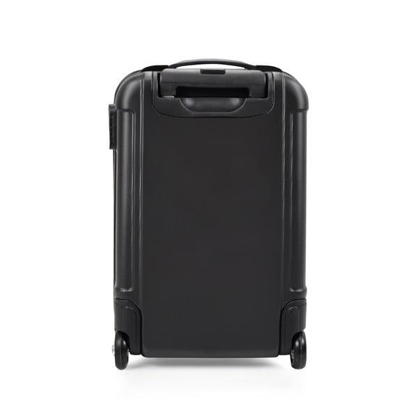 Cestovný kufor Cabine Black, 36 l