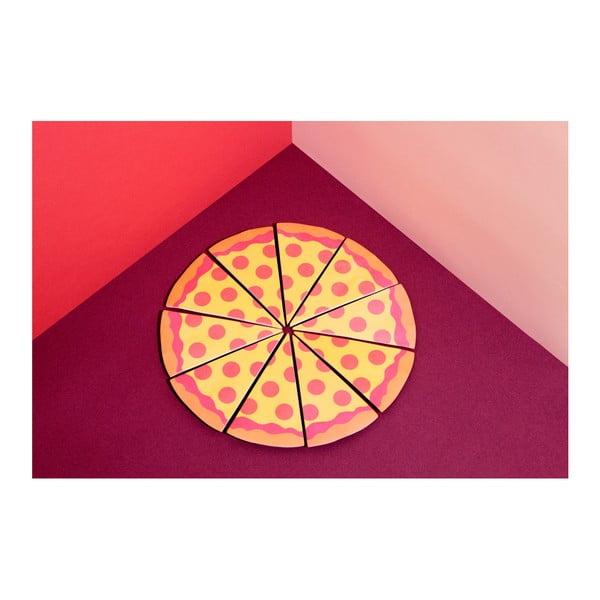 Poznámkový bloček DOIY Pizza Notes
