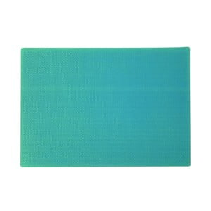 Tyrkysovo-modré prestieranie Saleen Coolorista, 45×32,5 cm