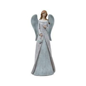 Dekoratívny anjel Ego dekor Brigit, výška 36 cm