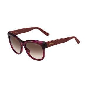 Slnečné okuliare Jimmy Choo Nuria Burgundy/Brown