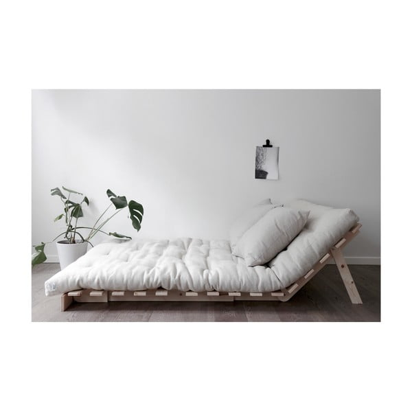 Variabilná pohovka Karup Design Roots White/Mint