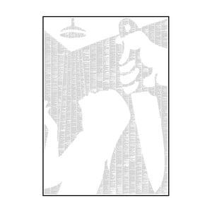 Knižný plagát Psycho, 70x100 cm