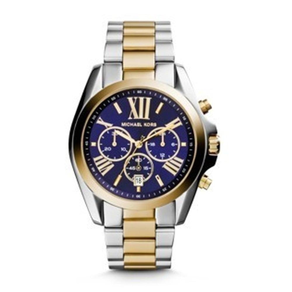 f1a9a40ac4 Unisex hodinky v zlatej a striebornej farbe Michael Kors Henry