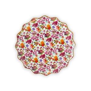 Porcelánový plytký tanier Melli Mello Isabelle, 17 cm