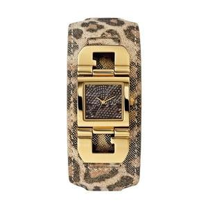 Dámske hodinky s koženým remienkom Guess  Lincoln