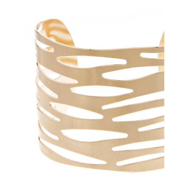 Dámsky náramok v zlatej farbe NOMA Phoebe