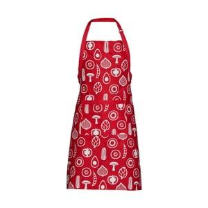 Červená zástera Premier Housewares