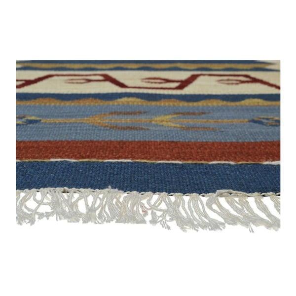 Ručne tkaný koberec Kilim Classic AK03 Mix, 95 x 155 cm
