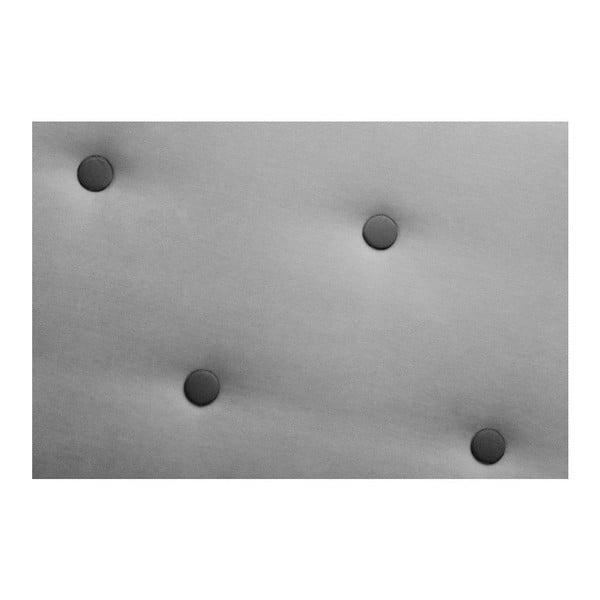 Sivá pohovka Constellation Grand s leňoškou na pravej strane