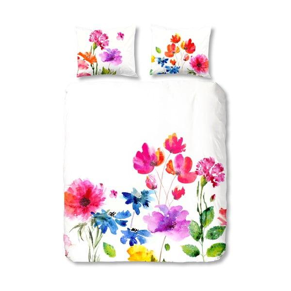 Obliečky Muller Textiel Flowers Colour, 200x200cm