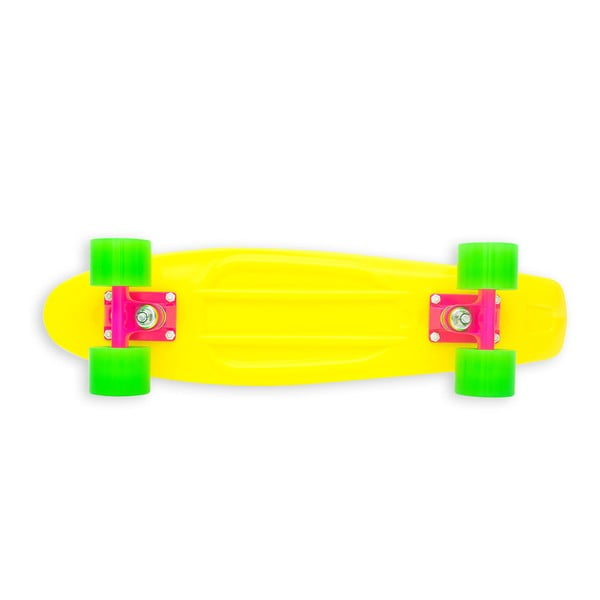 Skateboard Miller Fluor Yellow