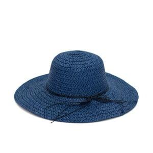 Tmavomodrý klobúk Art of Polo Durra