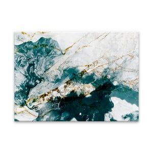 Obraz Styler Glasspik Marble, 80 × 120 cm