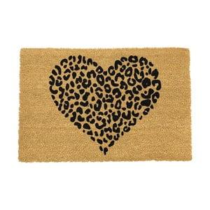Rohožka Artsy Doormats Leopard Pint, 40×60 cm
