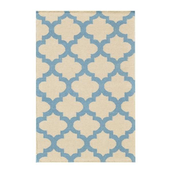 Vlnený koberec Kilim no. 11151, 90x150cm