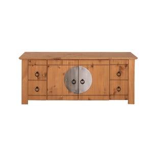Konferenčný stolík z borovicového dreva Støraa Sinai