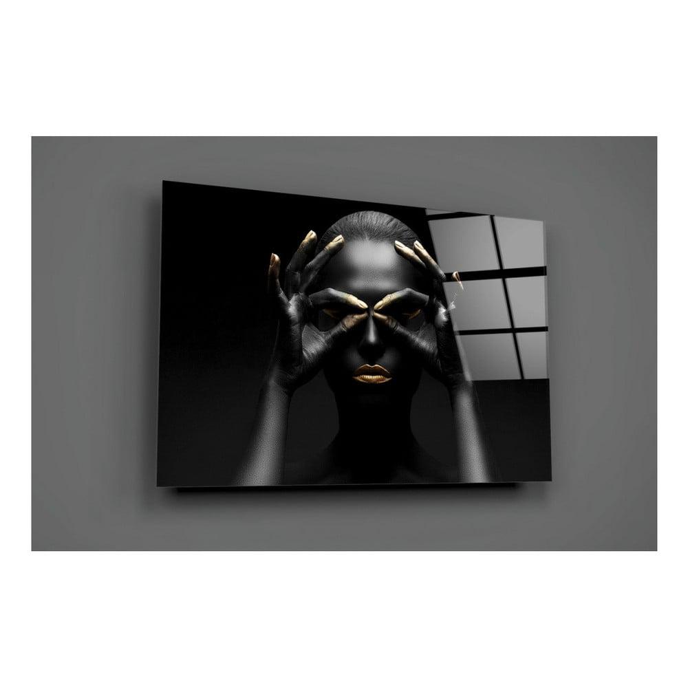Sklenený obraz Insigne Minketo, 72 × 46 cm