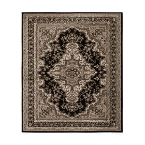 Koberec Hanse Home Prime Pile Ornamental Brown, 240 x 330 cm