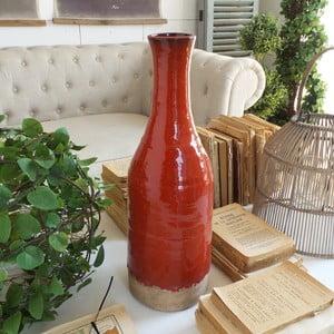 Váza Orchidea Milano Atomic Red,výška44cm