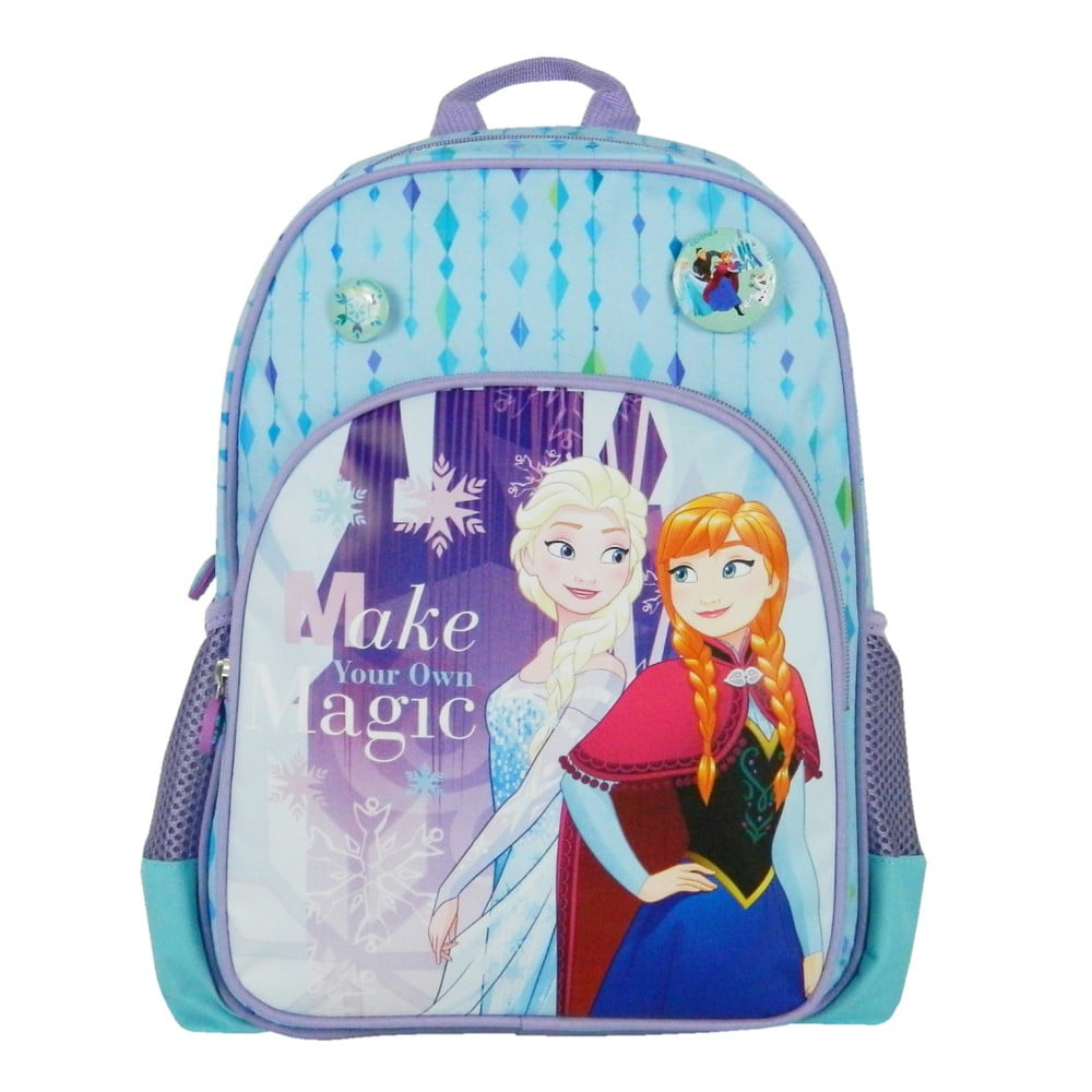 Modrý školský batoh Bagtrotter Frozen Magic