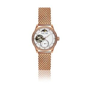 Dámske hodinky s antikoro remienkom v ružovozlatej farbe Walter Bach Malso