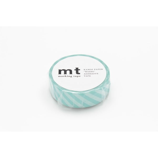 Washi páska Stripe Mint