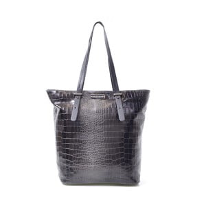 Kožená kabelka Irene, čierna
