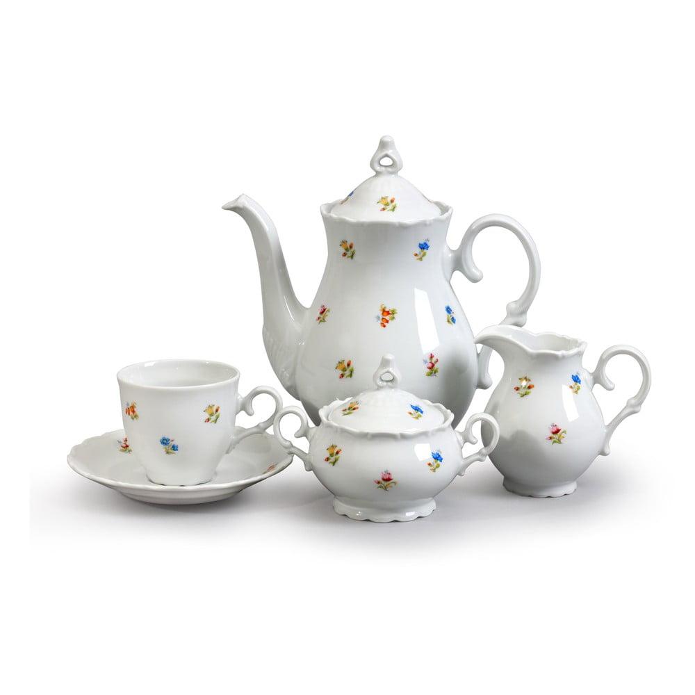 Porcelánová sada na kávu Thun Ophelia