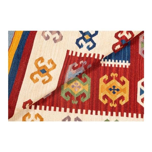 Ručne tkaný koberec Kilim Dalush 106, 120x70 cm