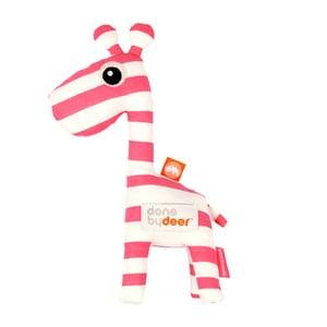 Ružová hračka Done by Deer Raffi
