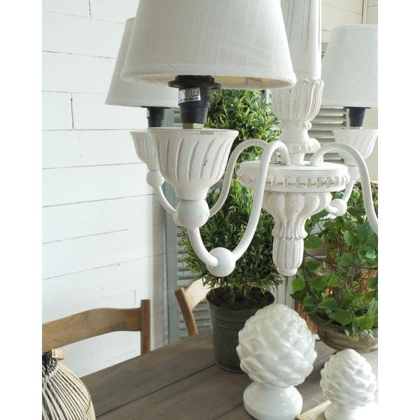 Stropné svietidlo Orchidea Milano Old White
