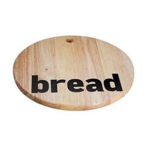 Guľatá doska na krájanie Bread