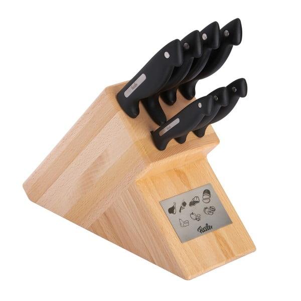 Blok s nožmi Signum, prírodný