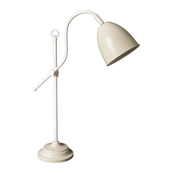 Stolná lampa Listera White