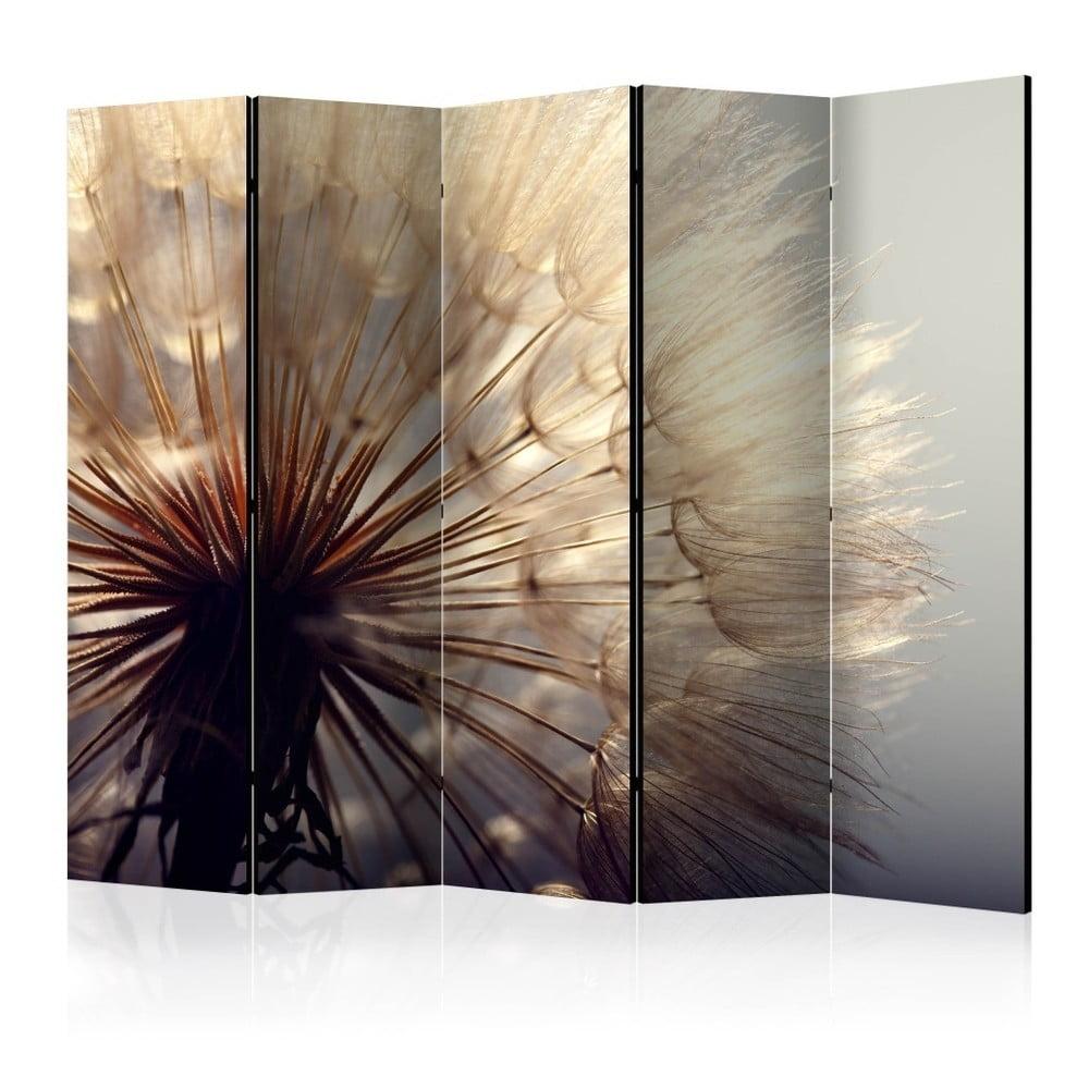Paraván Artgeist Dandelion, 225 × 172 cm