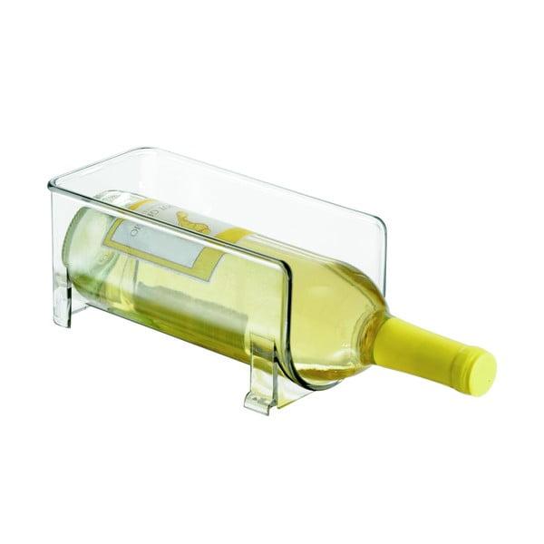Stojan na lahev vína Clarity, 20x10 cm