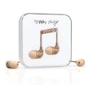 Slúchadlá s nadstavcami Happy Plugs Leopard