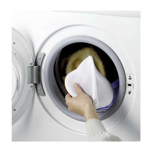 Set 2 bielych sieťok na pranie spodnej bielizne Wenko