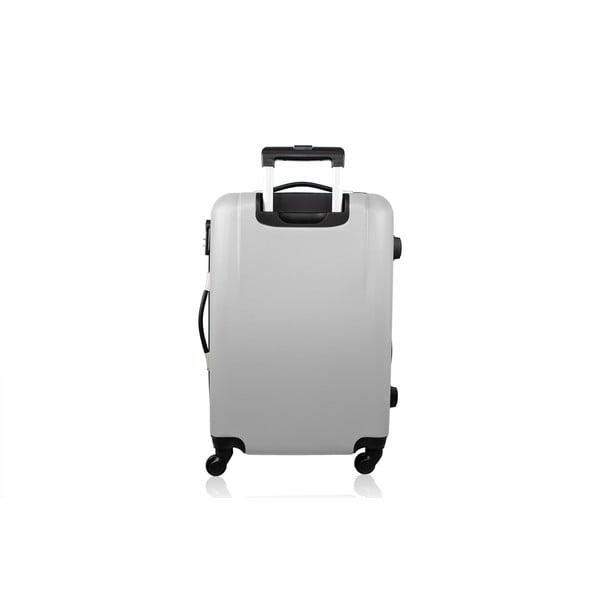 Sada 3 kufrov Brand Developpement Josephee, strieborná