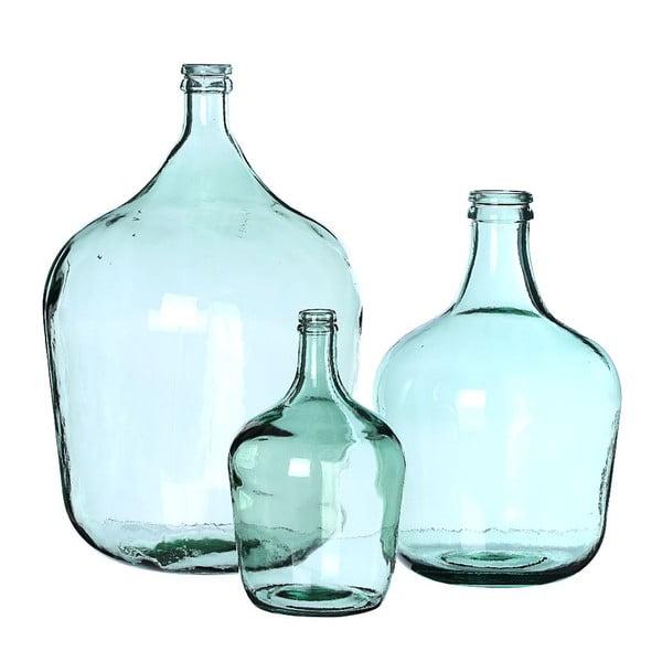 Sklenená váza Carafe, 40x56 cm