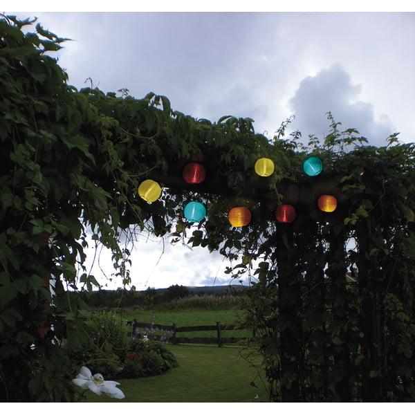 Párty osvetlenie Solar Energy Party Balls