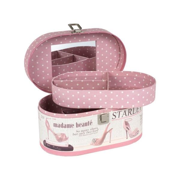 Šperkovnica Pink Fashion