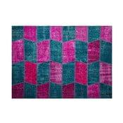Vlnený koberec Allmode Zig Fush, 180x120 cm