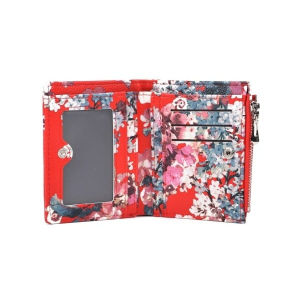 ... Červená dámská peňaženka Roberta M Rasmina ... f2992a894fb