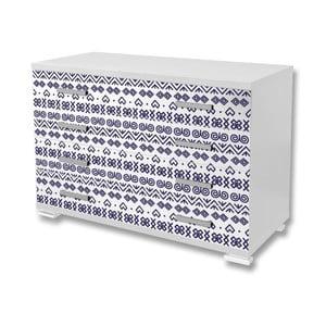 Nalepovacia tapeta na nábytok Dimex Orient, 125 x 85 cm