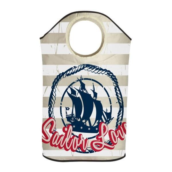 Kôš na bielizeň Sailor Love