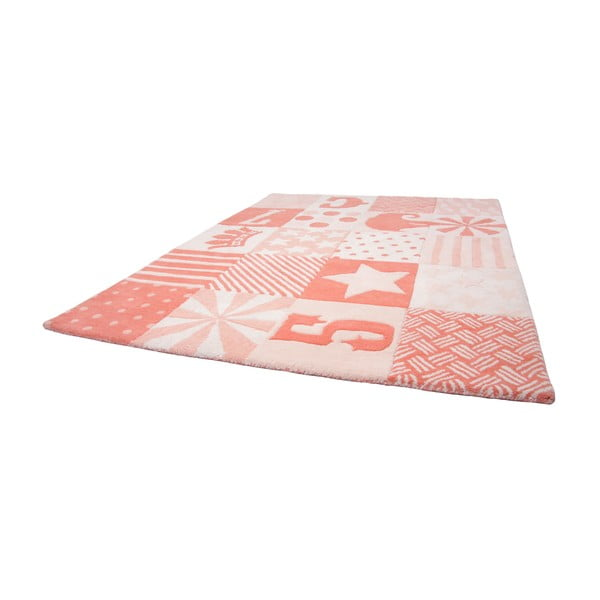 Detský koberec Nattiot Lady Circus,130x180cm