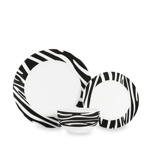 12-dielna sada riadu Sabichi Zebra