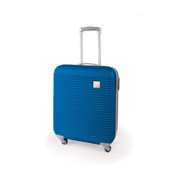 Cestovný kufor  Tempo Trolley Azul
